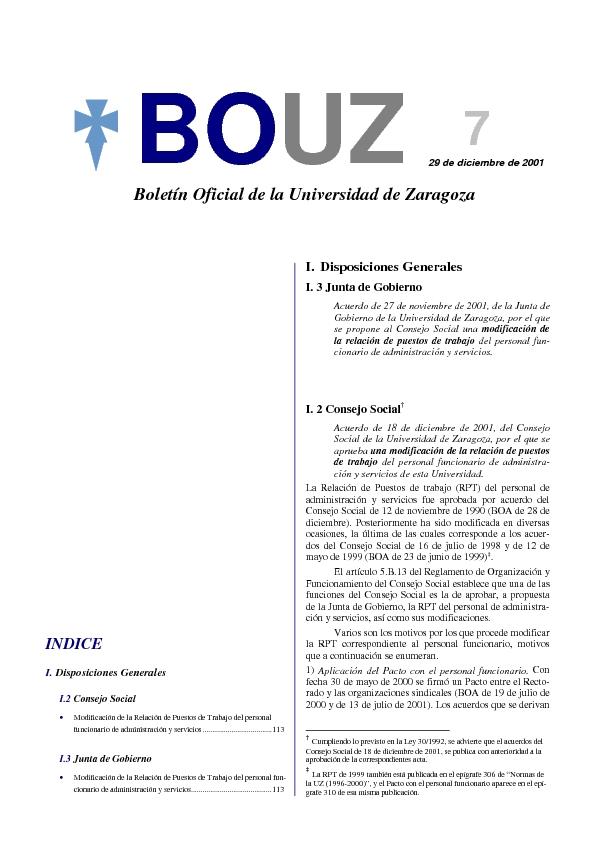 BOUZ 7 (29 dic 01)