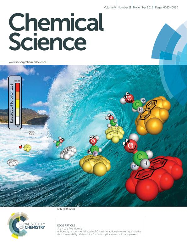 A thorough experimental study of CH/p interactions in water: quantitative structure-stability relationships for carbohydrate/aromatic complexes