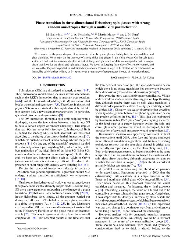 Phase transition in three-dimensional Heisenberg spin glasses with strong random anisotropies through a multi-GPU parallelization