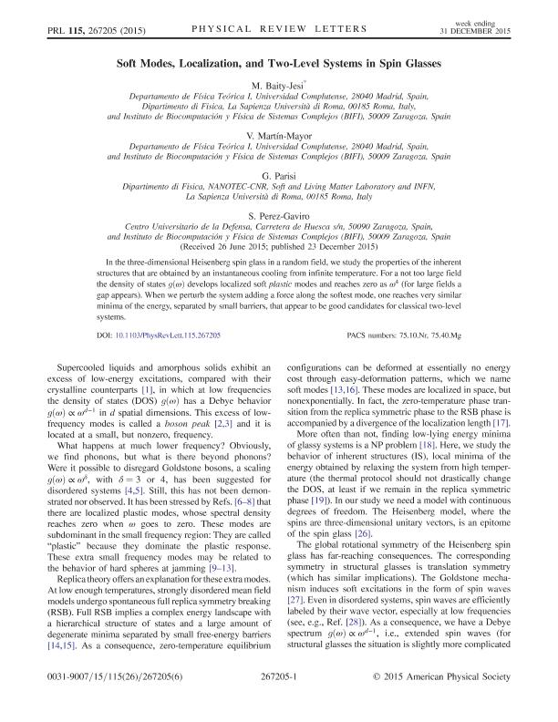 Soft Modes, Localization, and Two-Level Systems in Spin Glasses