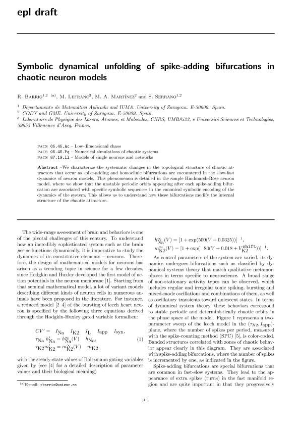 Symbolic dynamical unfolding of spike-adding bifurcations in chaotic neuron models