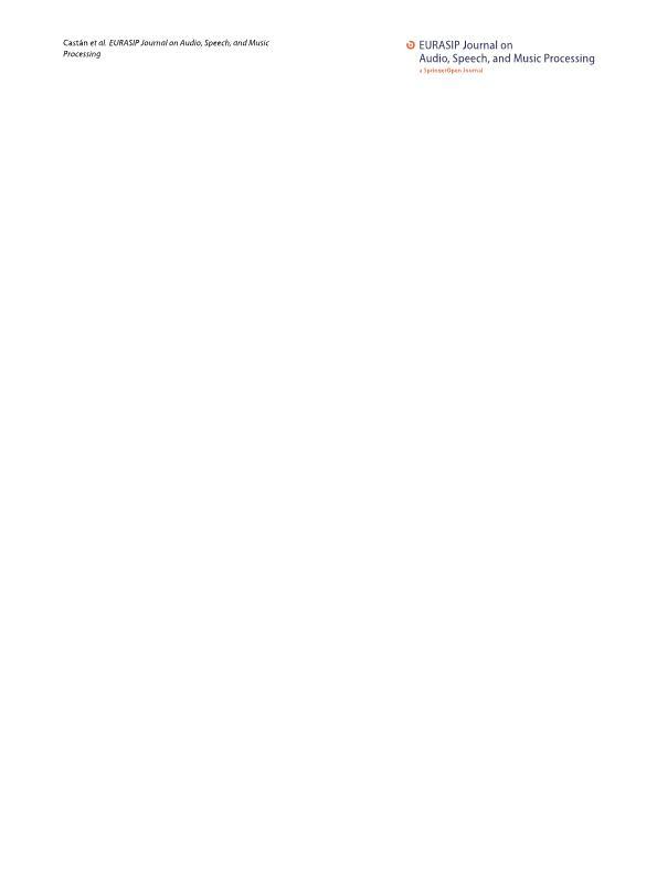 Albayzín-2014 evaluation: audio segmentation and classification in broadcast news domains