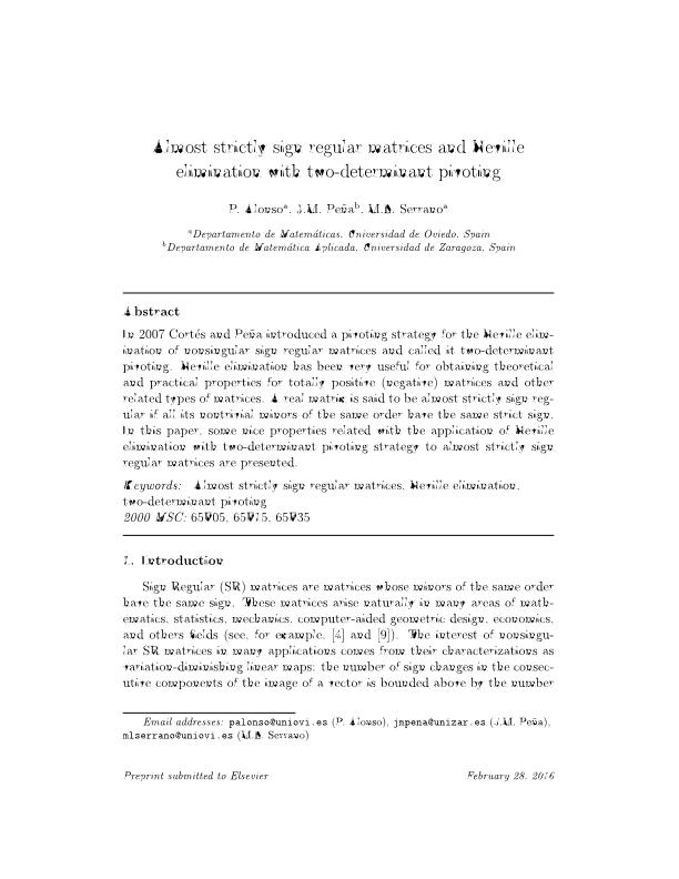 Almost strictly sign regular matrices and Neville elimination with two-determinant pivoting