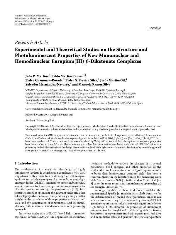 Experimental and Theoretical Studies on the Structure and Photoluminescent Properties of New Mononuclear and Homodinuclear Europium(III) ß-Diketonate Complexes