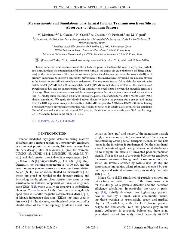 Measurements and Simulations of Athermal Phonon Transmission from Silicon Absorbers to Aluminum Sensors
