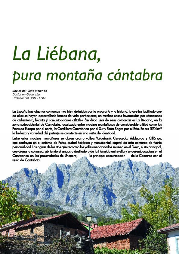 La Liébana. Pura montaña cántabra